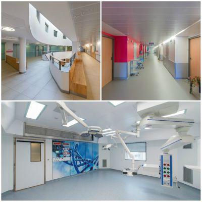 GMAO associée à une gestion des surfaces à la Clinique Saint-Pierre Ottignies